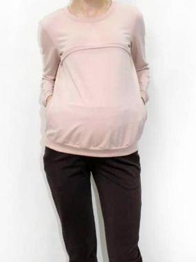 Спорт.костюм. для беременных и кормящих Бежевый 006 VILENA
